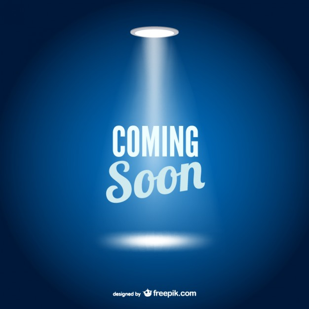 Coming soon web page template  Vector |   Download