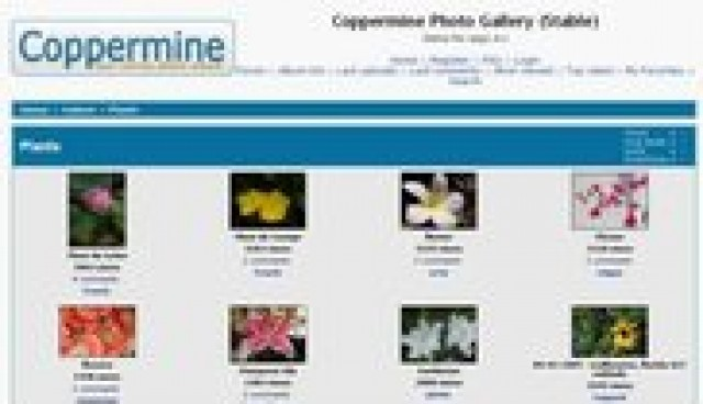 Coppermine Photo Gallery