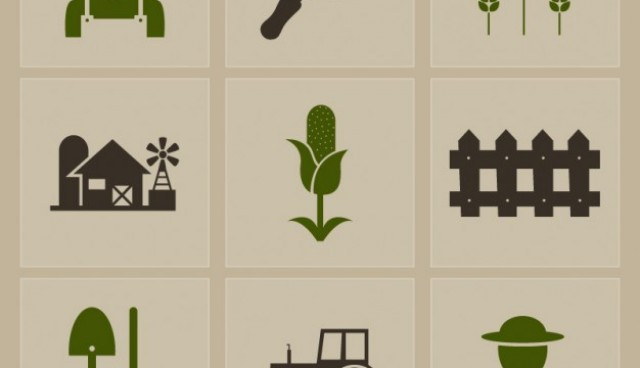 Farm icons pack  Vector |   Download