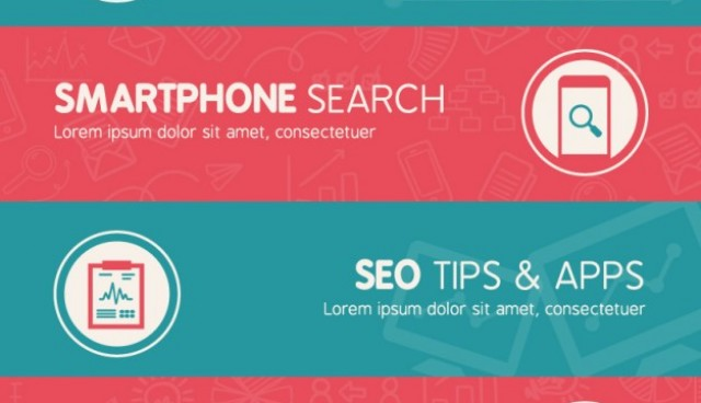 SEO Strategy template  Vector |   Download
