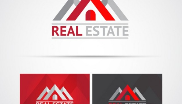 Real State logo templates  Vector |   Download