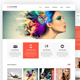 EVOLUTION – PSD template